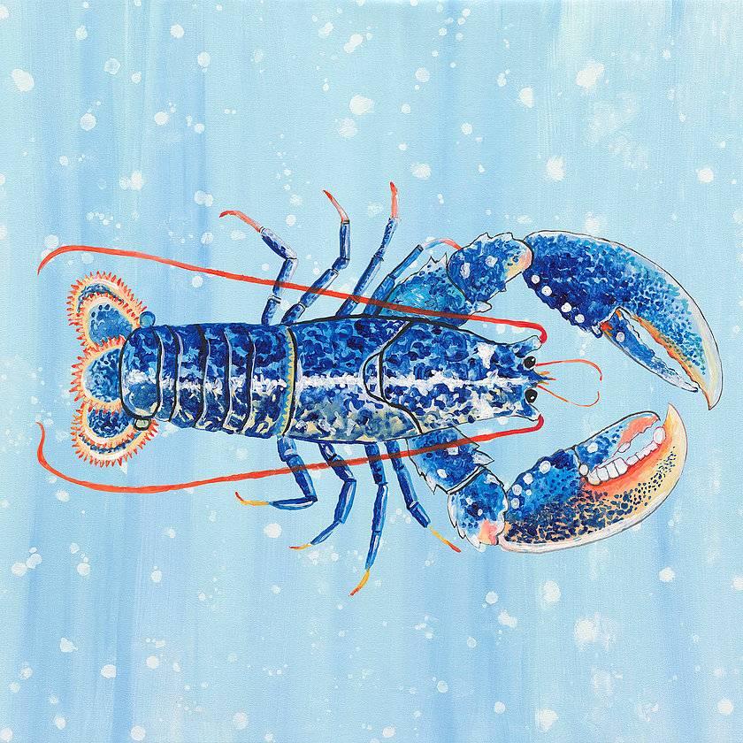 Carnegie Blair Designs Lobster Cutting Board