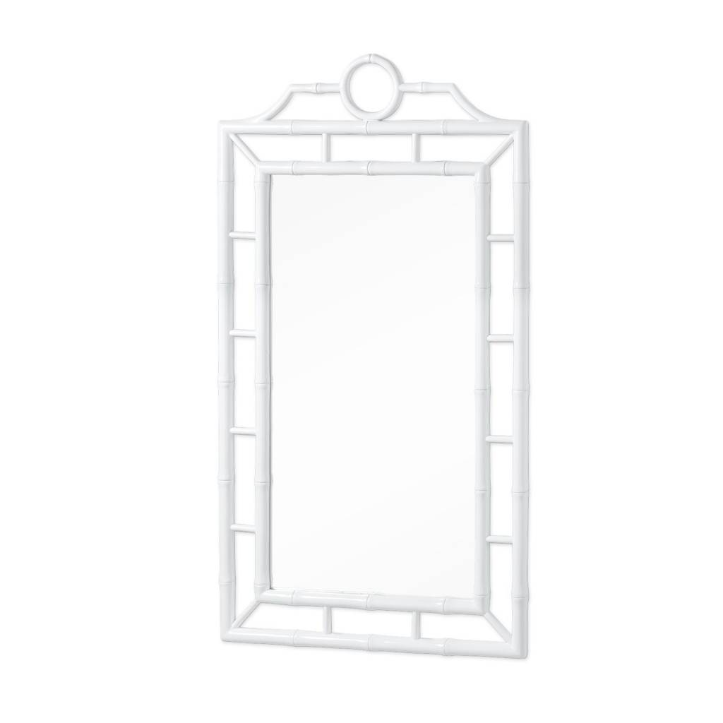 Chloe Mirror-White