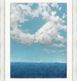 """Summer Ocean 1   25"""" x 31""""h"""