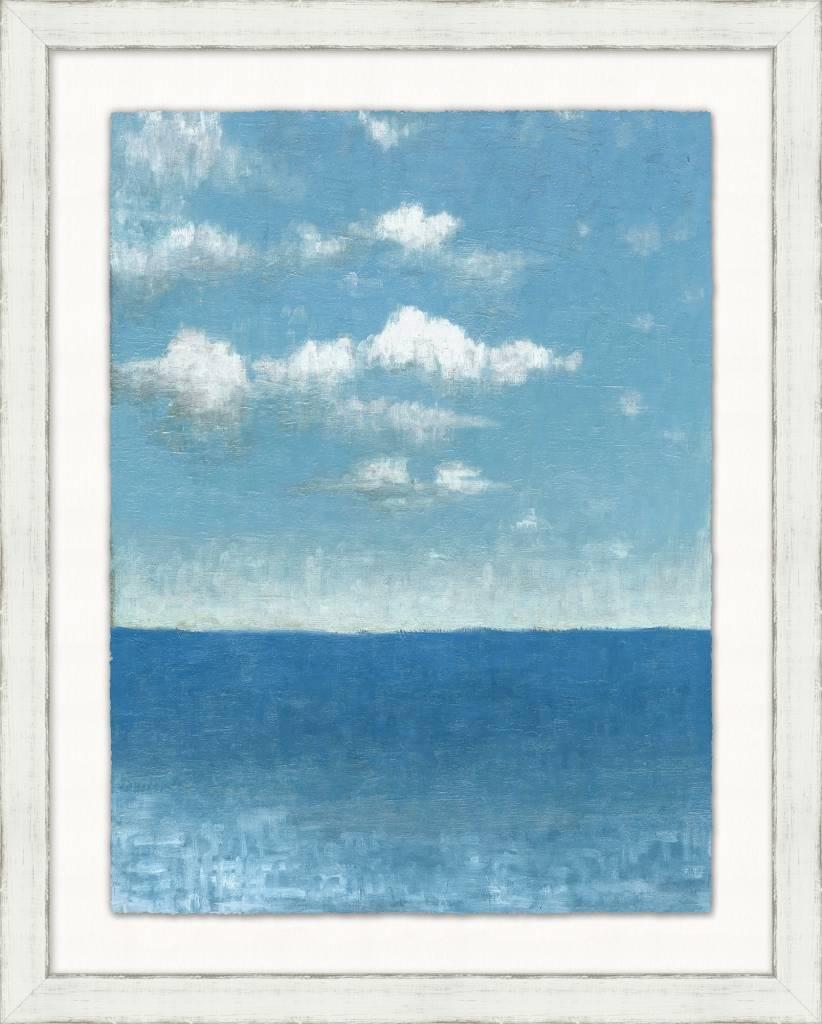 """Summer Ocean 2   25"""" x 31""""h"""