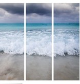 Set 3 Beach Scene  Panels