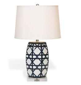 Gazebo Navy Lamp