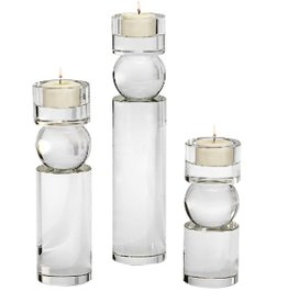 Alix Candlestand Set Of 3