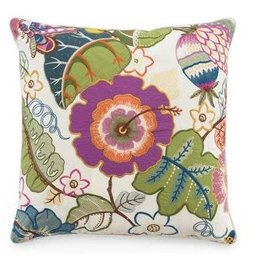 Exotic Garden Pillow