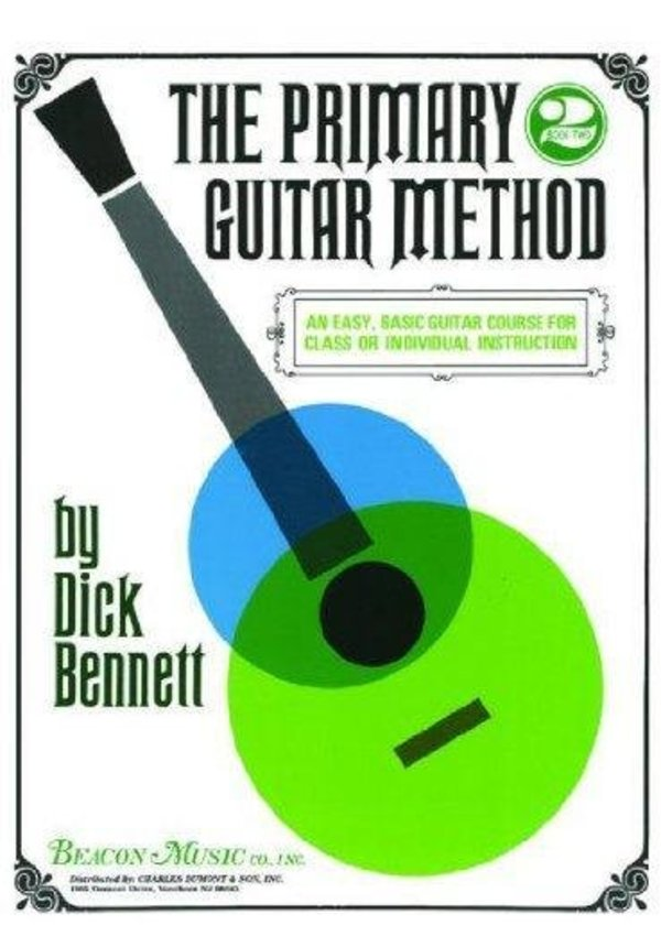 The Primary Guitar Method 2