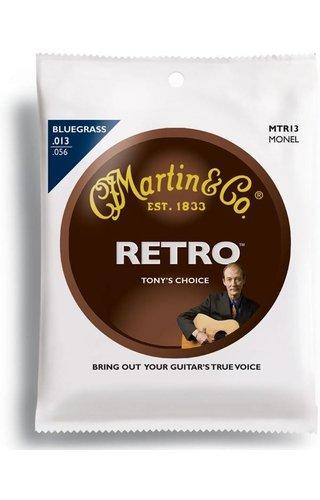 Martin Martin Retro Bluegrass Monel Med MTR13