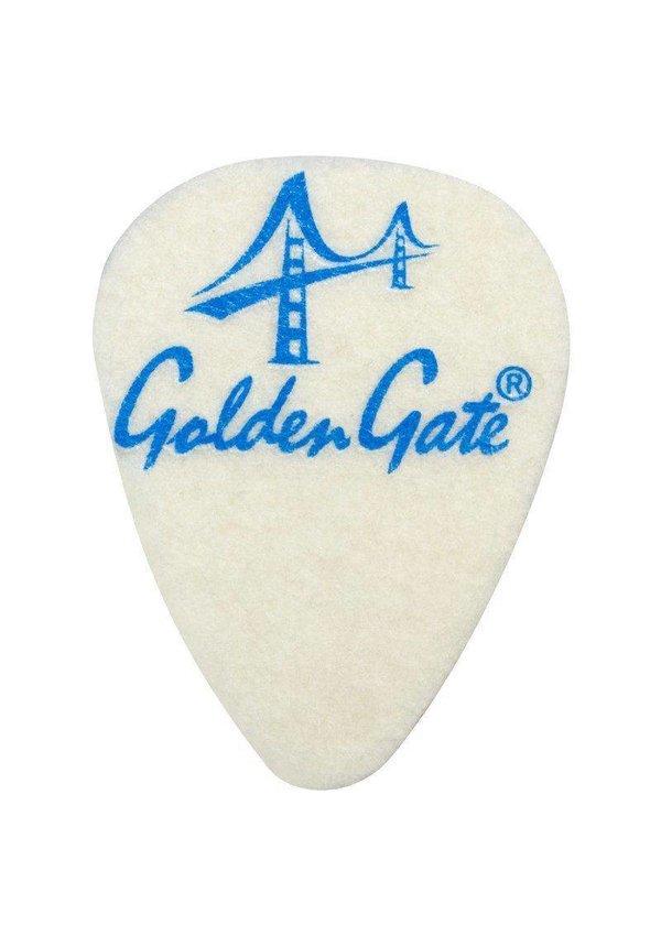 Golden Gate Felt Pick