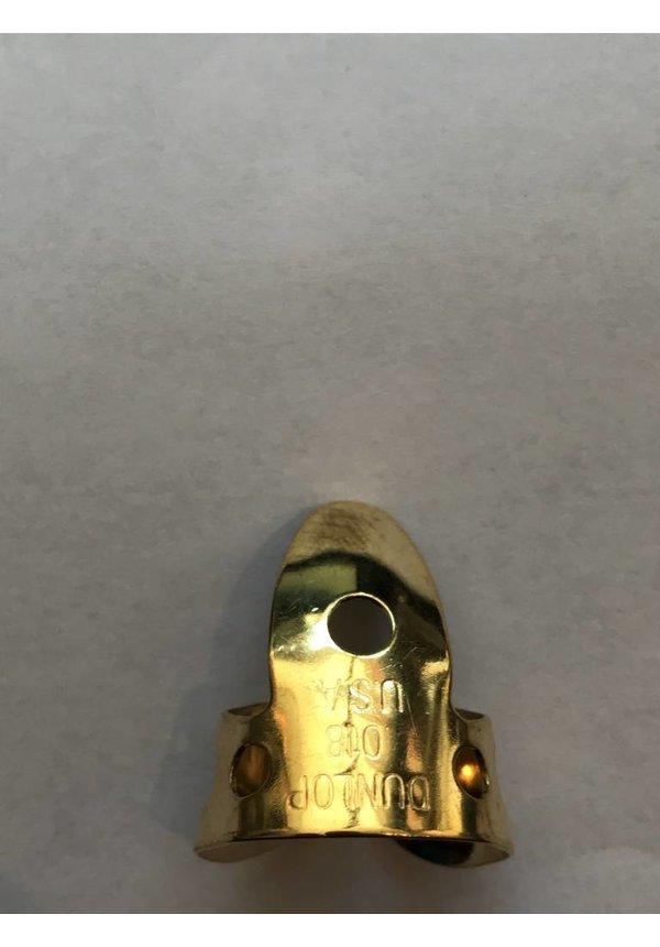 Dunlop Brass Gauged Finger Picks .018