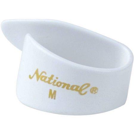 Generic NATIONAL THUMB PICK WHITE MED