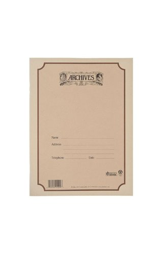 DAddario Orchestral Archive 10 STV 48 PG SPIRAL BOOK