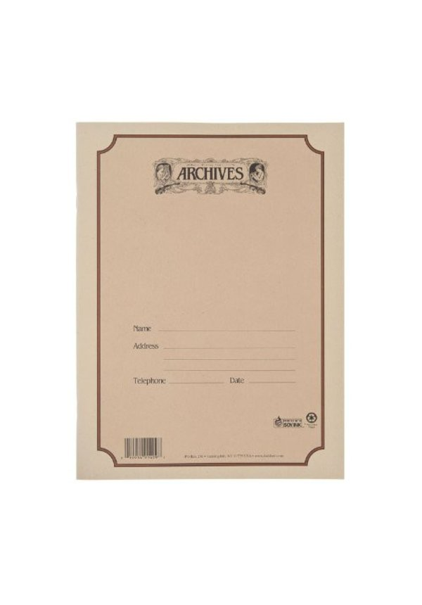 Archive 10 STV 48 PG SPIRAL BOOK
