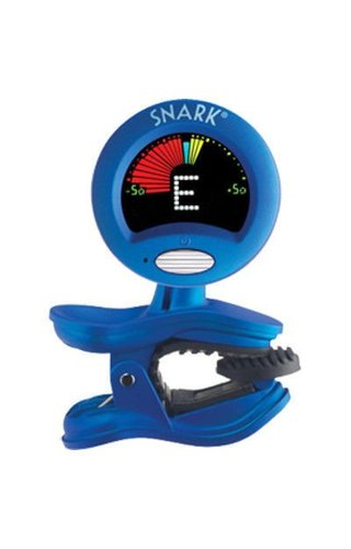 Snark, Tuner, Clipon Chromatc Guitar Blue SN-1X