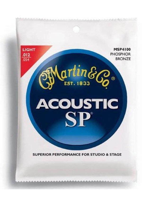 Martin Studio Performance MSP4100 Light Phosphor Bronze MSP4100