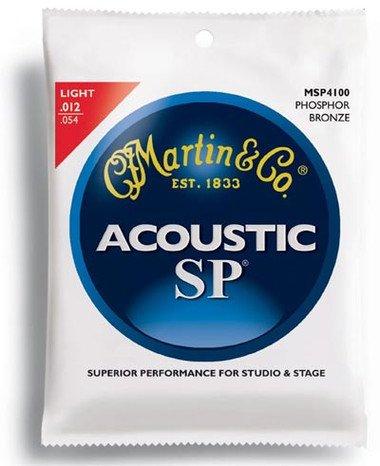 Martin Martin Studio Performance MSP4100 Light Phosphor Bronze MSP4100