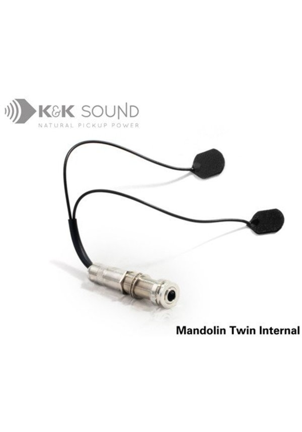 K&K Mandolin Twin Internal