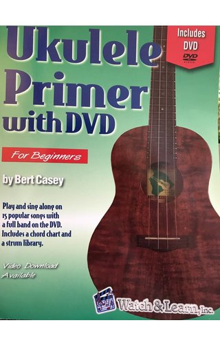 Watch & Learn Watch & Learn Ukulele Primer