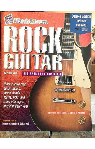 Watch & Learn Watch & Learn Rock Guitar