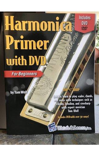 Watch & Learn Watch & Learn Harmonica Primer
