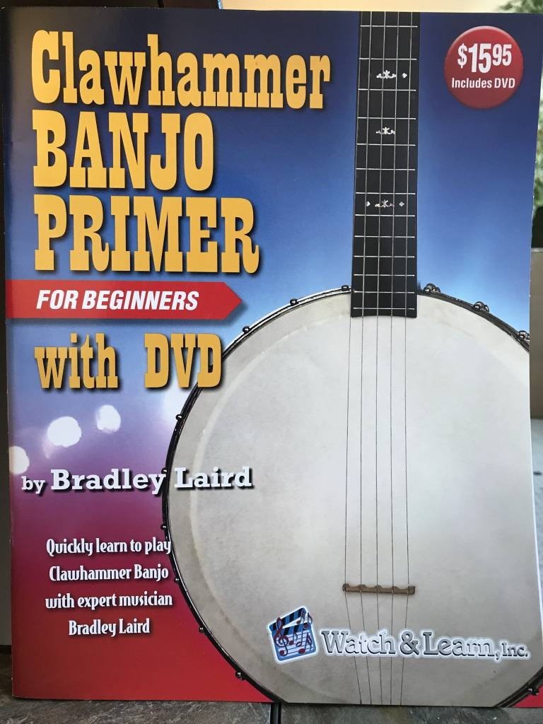 Watch & Learn Clawhammer Banjo Primer