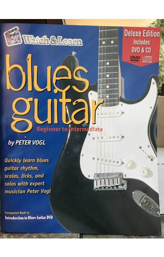 Watch & Learn Watch & Learn Blues Guitar