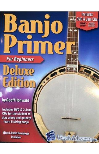 Watch & Learn Watch & Learn Banjo Primer Deluxe Edition