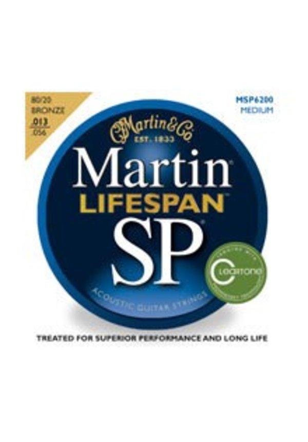 Martin SP Lifespan 80/20 Brz Md 13-56 MSP6200