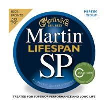 Martin Martin SP Lifespan 80/20 Brz Md 13-56 MSP6200
