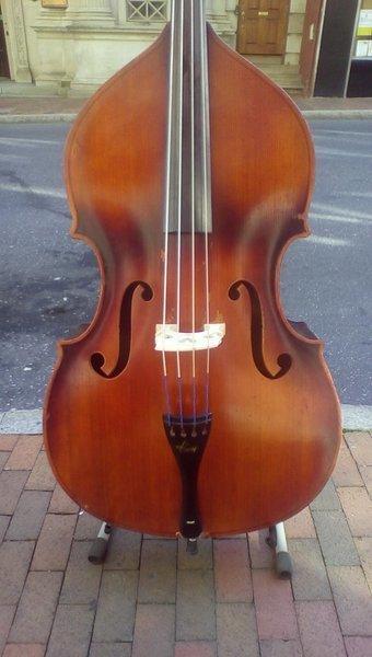 1946 Vintage Kay M-1 Upright Bass #13674