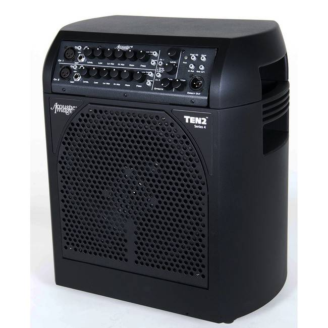 Acoustic Image Ten2 Bass Amp