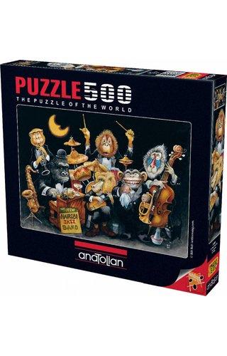 Puzzle - AnaToLian The New Nairobi Jazz Band 500 Pc