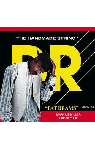 DR Handmade Strings DR FATBEAM MMILLER MED 6'S