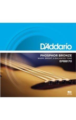 DAddario Fretted D'ADDARIO ACOUSTIC BASS EPB170 45-100