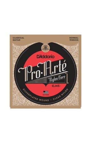 DAddario Fretted D'Addario Pro Arte' Classical EXP45 Composite Core Coated