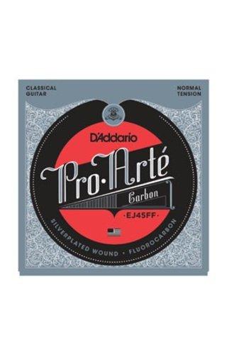 DAddario Fretted D'Addario PRO-ARTE DYNA/CARBON NORM EJ45FF