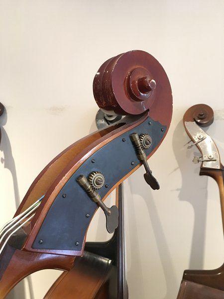 1968 Vintage Kay C1 Upright Bass