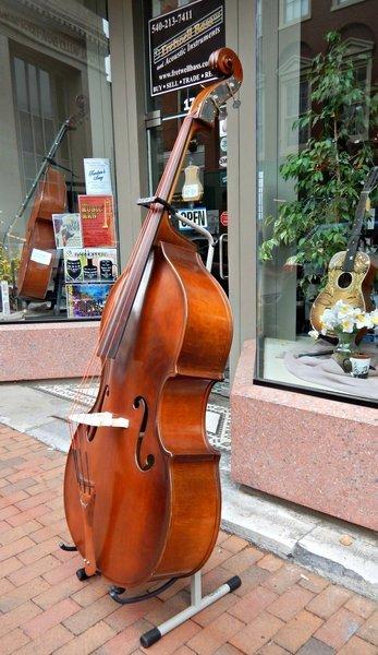 1964 Vintage Kay M1 Upright Bass