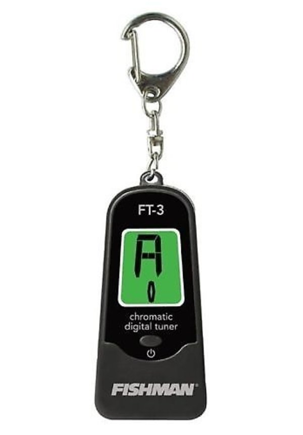 FISHMAN DIGITAL KEYCHAIN TUNER