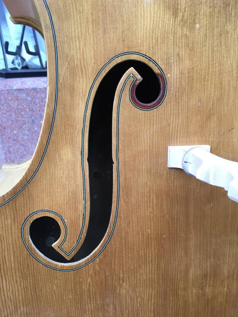1953 Vintage Kay S9 Upright Bass