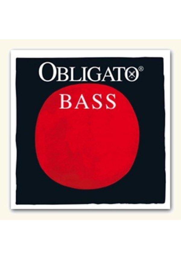 Obligato Pirastro Upright Bass String Set