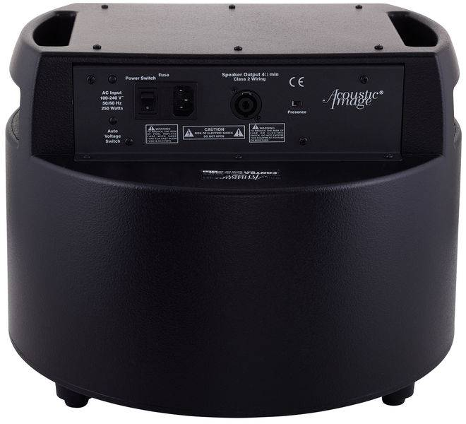 Acoustic Image Acoustic Image Contra Amp