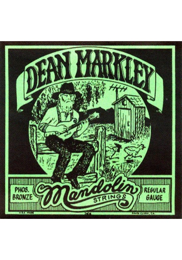 Dean Markley Mandolin Reg Gauge