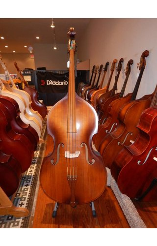 1971 Vintage Engelhardt EC1 Upright Bass #2734