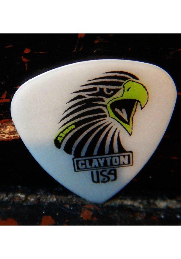 CLAYTON ACETAL SHARP .63 GREEN