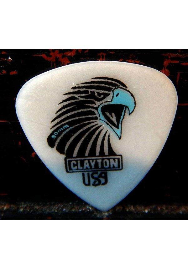 Clayton Acetal Sharp .50mm Blue