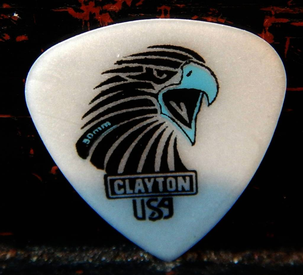Clayton Clayton Acetal Sharp .50mm Blue