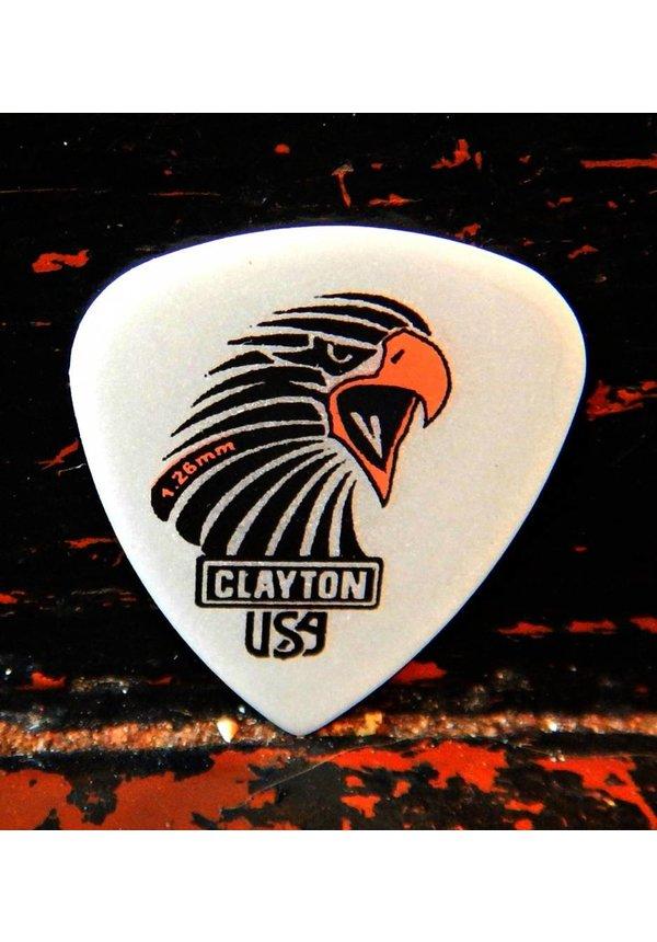 Clayton Acetal Sharp 1.26mm Orange