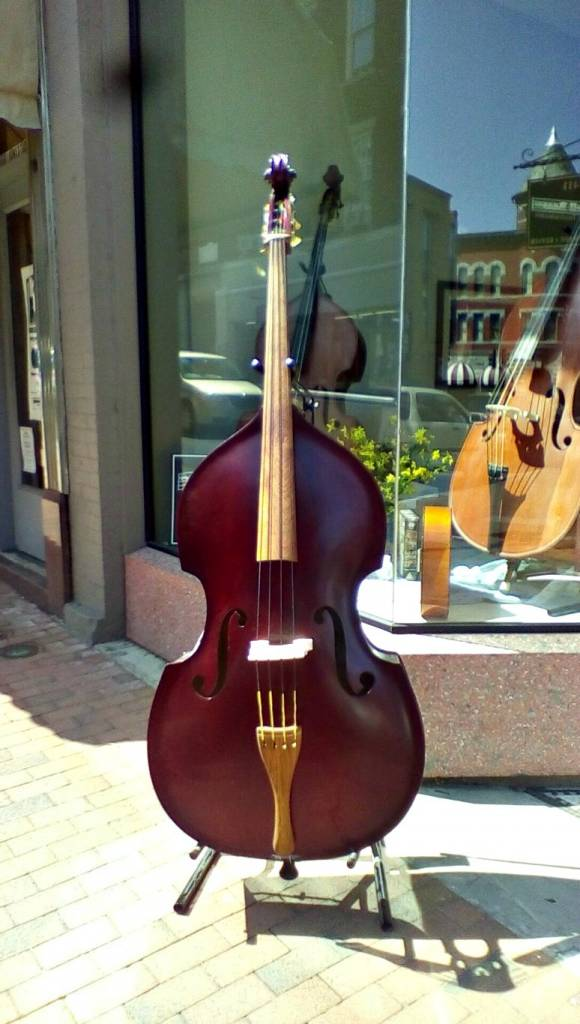 Engelhardt Upright Bass EC1