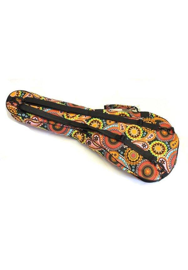 Eddie Finn Paisley Woven Uke Bag