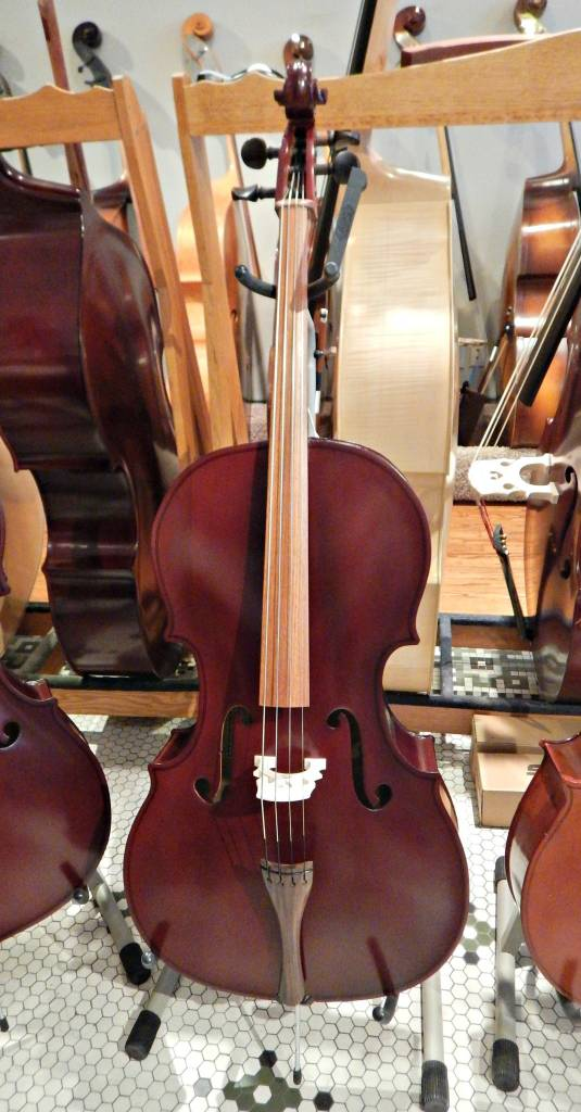 Engelhardt-Link Engelhardt Cello 4/4 w/Gig Bag & Bow
