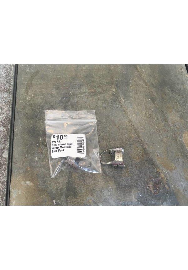 ProPik Fingertone Split Wrap Medium, Two Pack